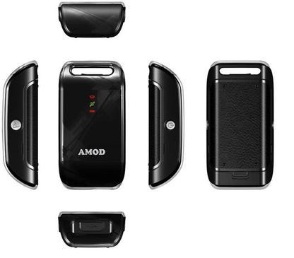AMOD AGL 3080 GPS logger