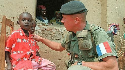 Le génocide, c'est que du bonheur !